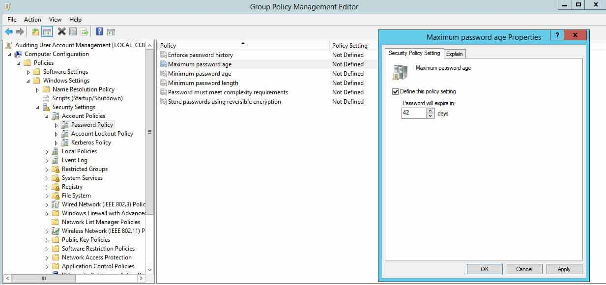 Top 10 Most Important Group Policy Settings for Preventing Security