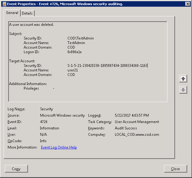 How To Track Privileged Users Activities In Active Directory