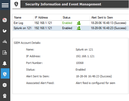 LepideAuditor SIEM (Security Information and Event Management