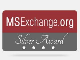 LepideAuditor for Exchange received a silver award MSExchange.org for their dedication to Exchange Server auditing