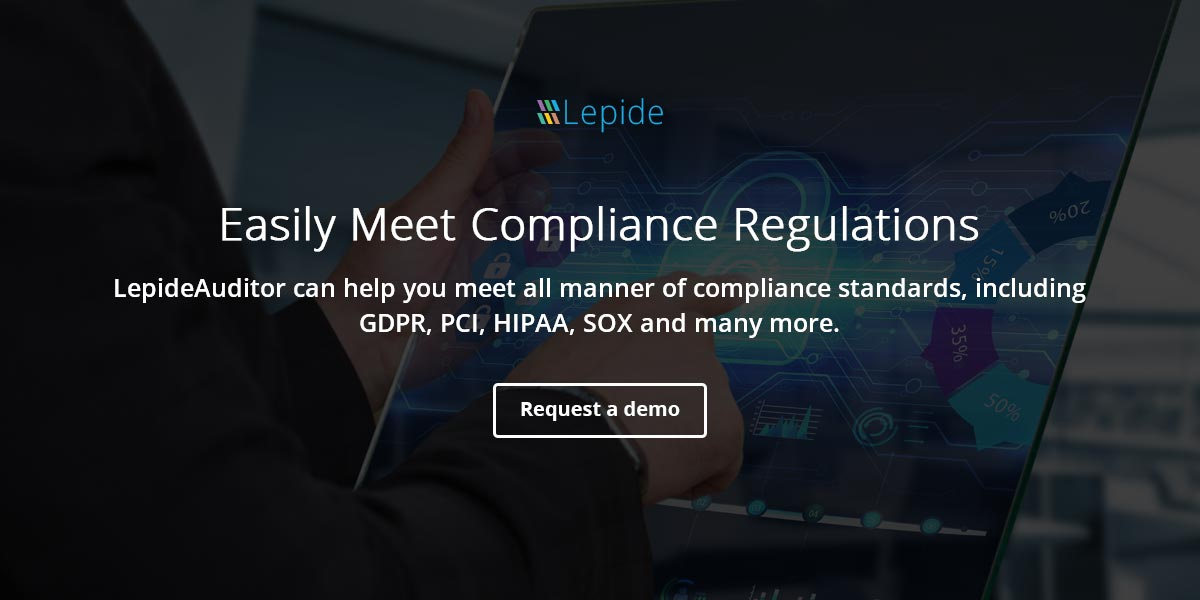 Meet Sox Compliance With Lepideauditor